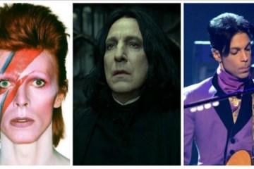 Γιατί πεθαίνουν φέτος τόσοι διάσημοι;