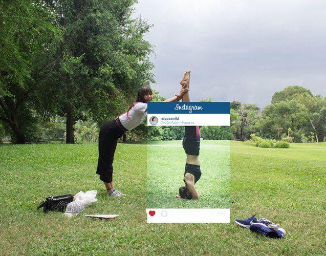 Τέλειες' φωτογραφίες των Social Media 2