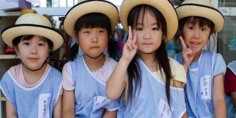 Ιαπωνία έχει τα πιο υγιή παιδιά στον κόσμο
