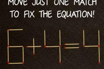 ΔΕΝ μπορεί να λύσει αυτή την εξίσωση