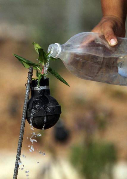 Παλαιστίνη μαζεύει τις Ισραηλινές χειροβομβίδες 5