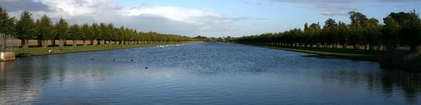 Fishing At Home Park
