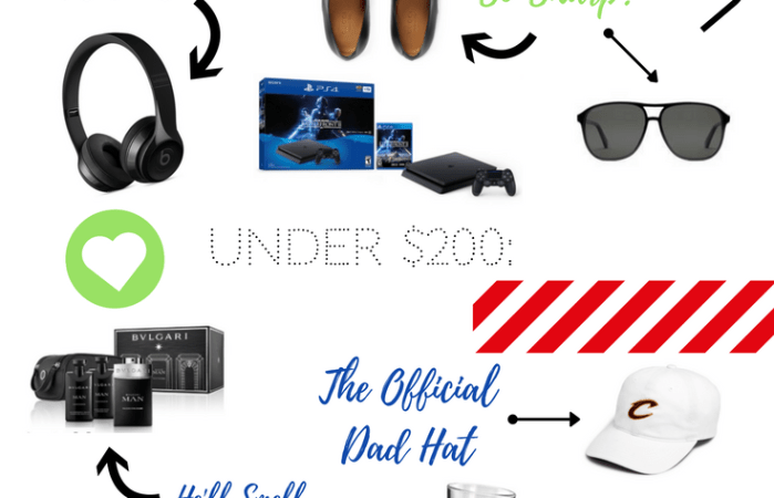 Holiday Gift Guide: For HIM