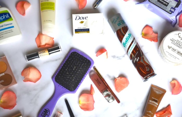It's All About the Drugstore Haul!