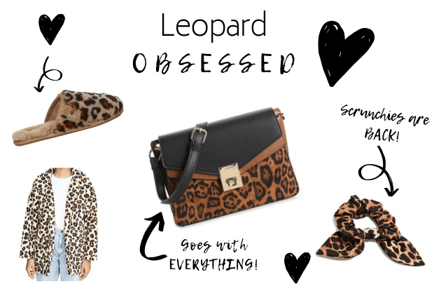 Obsessed With Leopard Prints This Season