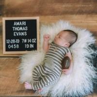 Amari's Birth Story
