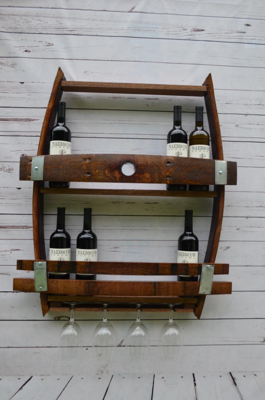 all about barrels barrels and wine racks