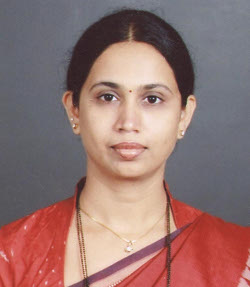 Laxmi Hebbalkar of INC