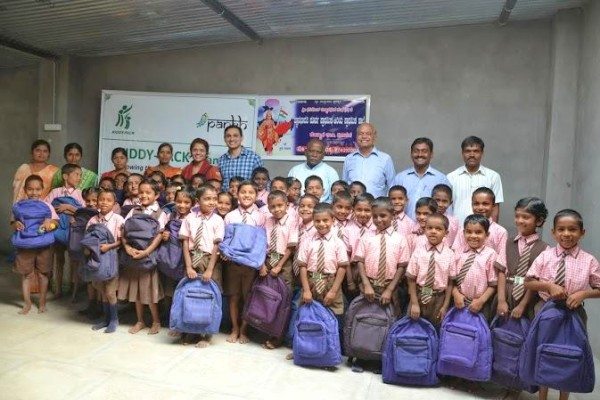 Kiddy Pack – Pankh project in Bijapur district