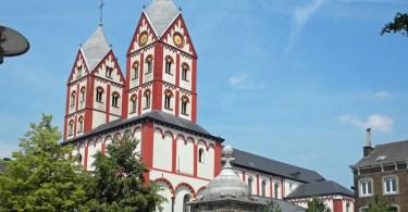ベルギー7大秘宝の1つ・洗礼盤を見に聖バルテルミー教会へ