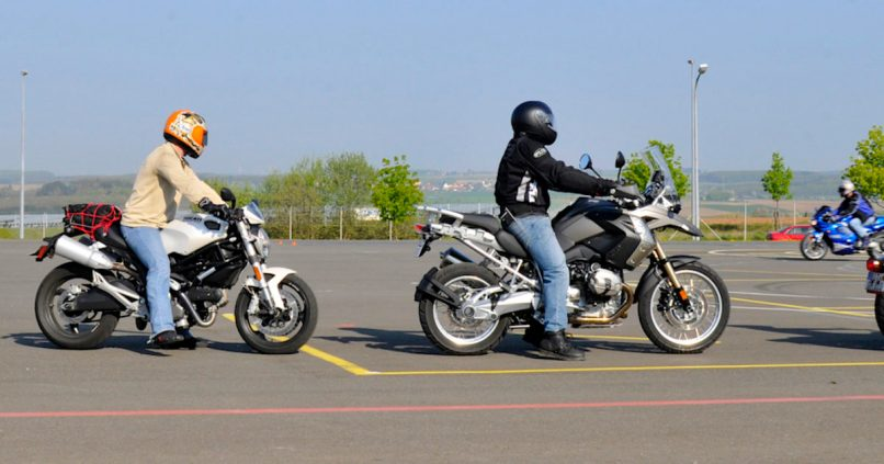 A Motorcycle Licence In Germany