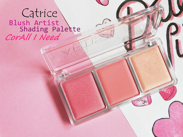 02fa3 dsc074382b252812529 - Catrice Blush Artist Shading Palette - 020 CorAll I Need