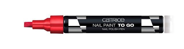 0a654 catrice nail paint to go c06 tomato red rush - PREVIEW | CATRICE NAIL PAINT TO GO