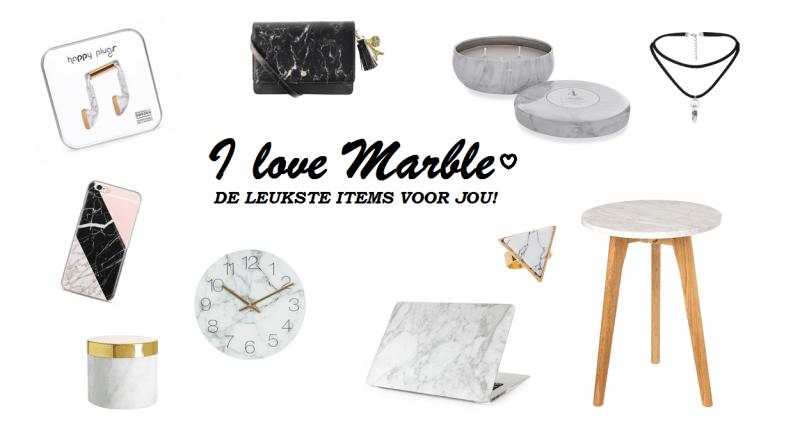 2a9ec marble - I LOVE MARBLE ♥ DE LEUKSTE ITEMS VOOR JOU!