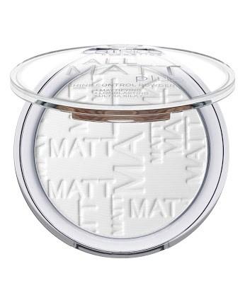 3699f catr allmattplus powder white offen - CATRICE ASSORTIMENT UPDATE VOORJAAR 2018