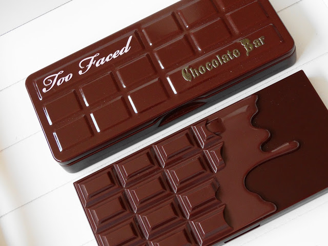38bfa dsc038802b252812529 - I HEART MAKEUP I HEART CHOCOLATE REVIEW / VERGELIJKING TOO FACED CHOCOLATE BAR