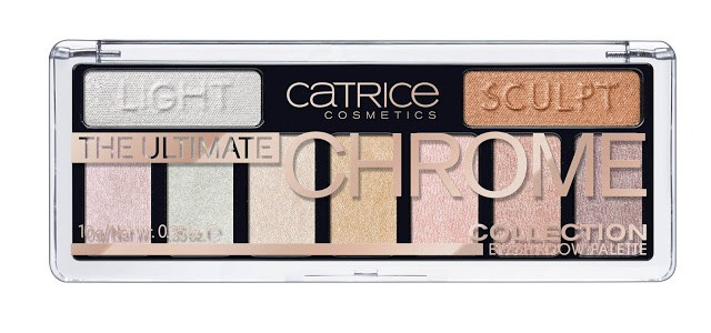 4e6b8 catr the collection eyeshadow palette precious chrome neu - CATRICE UPDATE HERFST/WINTER 2017/2018
