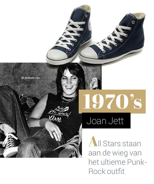 548a5 3 joanjett - 100 JAAR CONVERSE ALL STARS