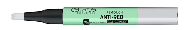 5f03c catr 18h anti red concealer offen - CATRICE UPDATE HERFST/WINTER 2017/2018