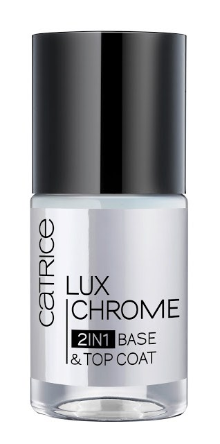 83e08 228443 catrice luxchrome 2in1 base top coat front view closed - CATRICE ASSORTIMENT UPDATE VOORJAAR 2018