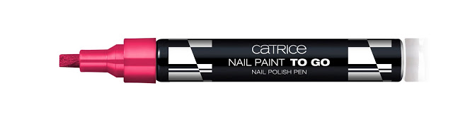 848da catrice nail paint to go c05 pink pulse - PREVIEW | CATRICE NAIL PAINT TO GO