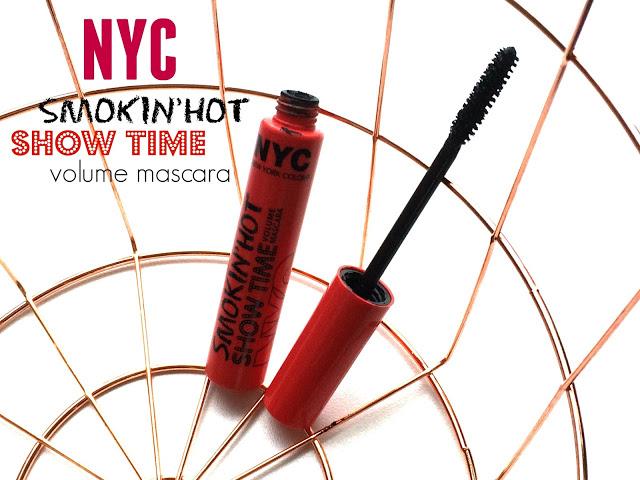 8c94a img 6227 - NYC SMOKIN 'HOT SHOW TIME VOLUME MASCARA