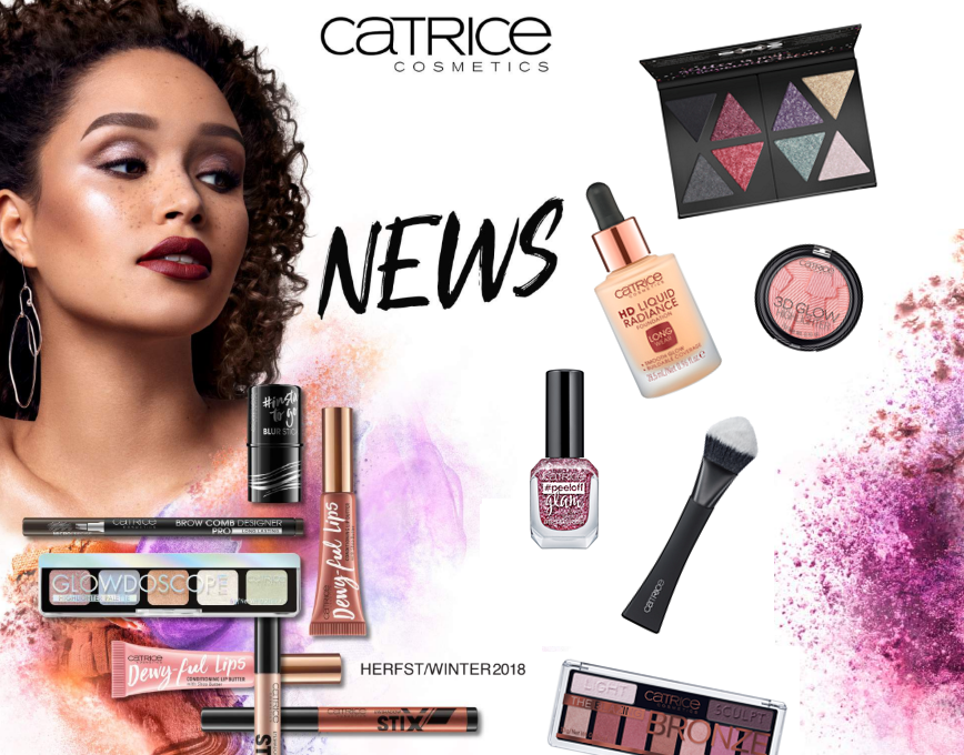 Catrice update herst winter 1 - CATRICE ASSORTIMENT UPDATE HERFST / WINTER 2018