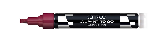 a08bb catrice nail paint to go c04 rapid red date - PREVIEW | CATRICE NAIL PAINT TO GO