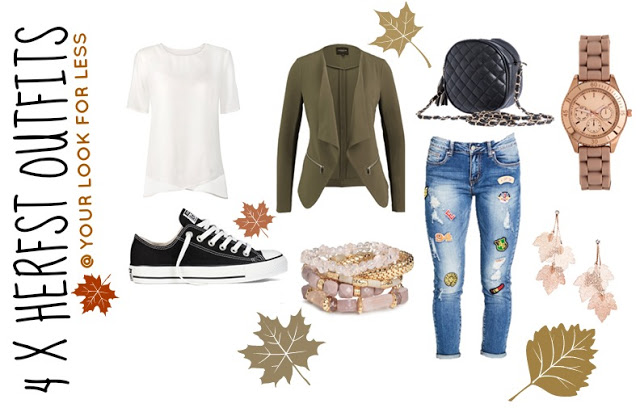 debae artikel2boutfit - OUTFIT INSPIRATIE | 4 x HERFSTOUTFITS YOUR LOOK FOR LESS
