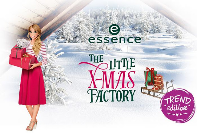 df53d essence litte xmas factory holiday 2016 collection - ESSENCE THE LITTLE X-MAS FACTORY