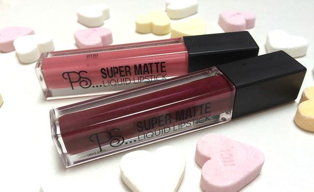 e2e15 img 6962 - P.S. LOVE Super Matte Liquid Lipstick - Primark