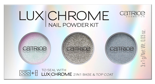e6b78 228442 catrice luxchrome nail powder kit 01 effect overlaod front view closed - CATRICE ASSORTIMENT UPDATE VOORJAAR 2018