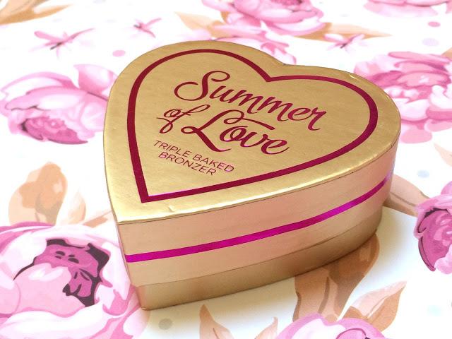 eea4e heart - I HEART MAKEUP Blushing Hearts - Love Hot Summer Triple Baked Bronzer