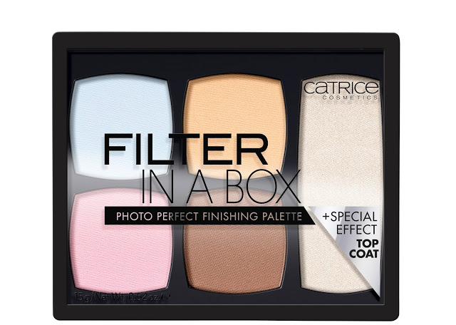 fc5eb catrice filter in a box photo perfect finishing palette front view closed - CATRICE ASSORTIMENT UPDATE VOORJAAR 2018