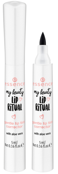 lip ritual - ESSENCE UPDATE HERFST/WINTER 2018