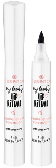 lip ritual - ESSENCE UPDATE HERFST/WINTER 2018