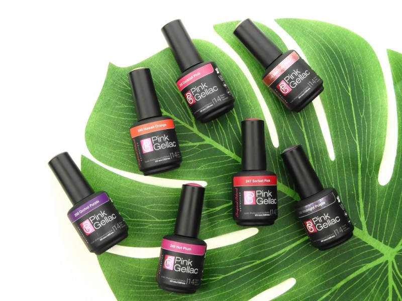 Pink Gellac Tropical Island Summer collectie