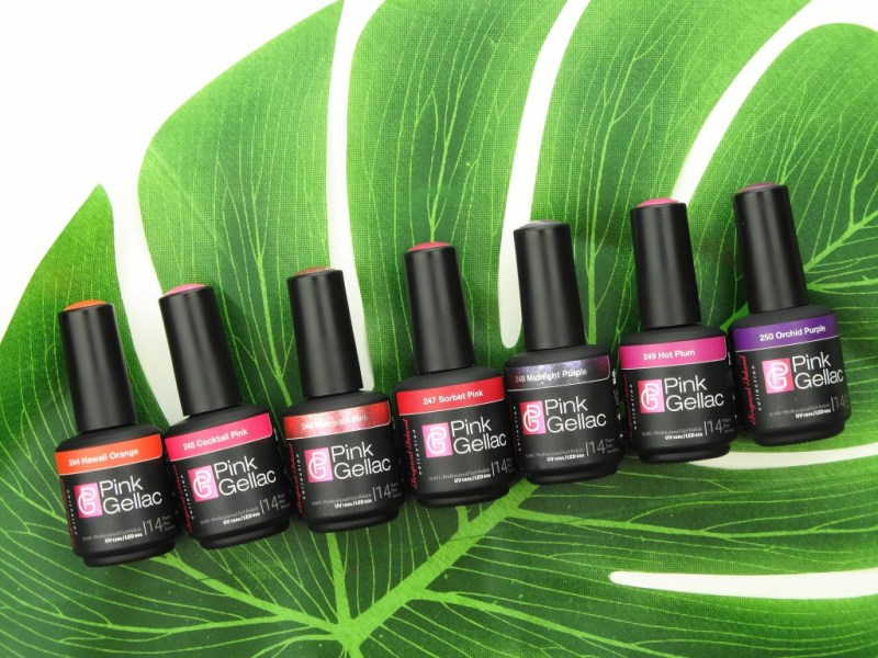 DSC01275 1 InPixio - PINK GELLAC TROPICAL ISLAND COLLECTIE