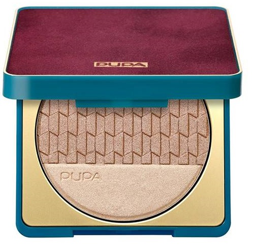 pupa milano highlighter 001 staying alive - PREVIEW │PUPA MILANO RETRO ILLUSION LIMITED EDITION