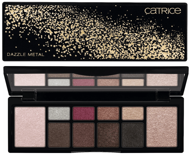 """dazzle metal catrice - PREVIEW│CATRICE LIMITED EDITION """"GLITTER STORM"""""""