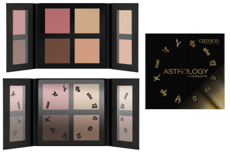 "face - PREVIEW│CATRICE LIMITED EDITION ""ASTROLOGY"""