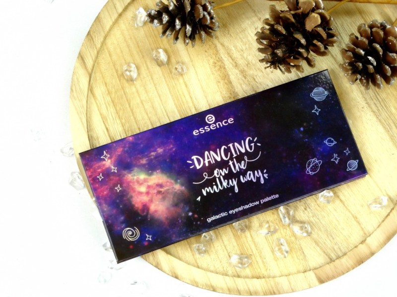DSC02540 InPixio edited InPixio InPixiol - ESSENCE 'DANCING IN THE MILKY WAY' EYESHADOW PALETTE