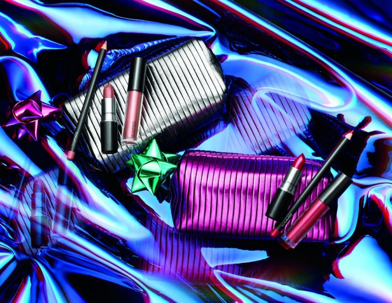 ShinyPrettyThings HolidayKits CMYK 300 GoodyBag NudeandRedLips - PREVIEW │MAC SHINY PRETTY THINGS HOLIDAY COLLECTION