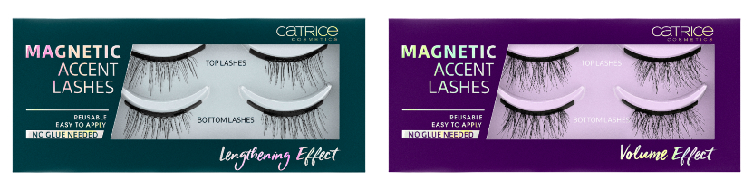MAGNETIC ACCENT LASHES - CATRICE ASSORTIMENT UPDATE LENTE / ZOMER 2019