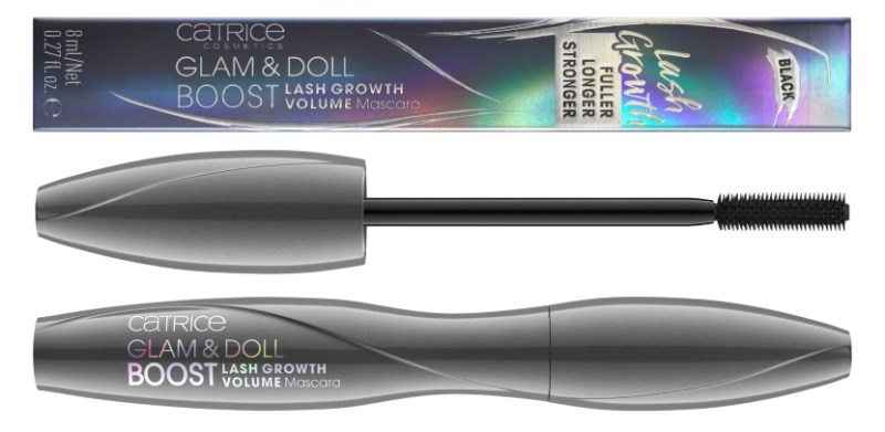 glam and doll boost mascara - CATRICE ASSORTIMENT UPDATE LENTE / ZOMER 2019