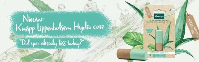 PREVIEW │KNEIPP LIPPENBALSEM HYDRO CARE