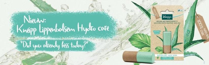 Kneipp Lippenbalsem Hydro care - PREVIEW │KNEIPP LIPPENBALSEM HYDRO CARE