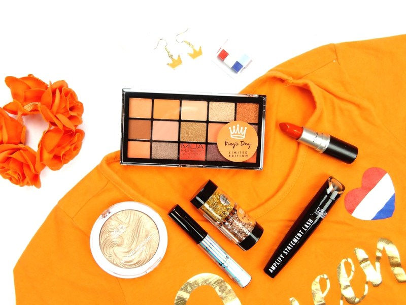 MUA COSMETICS KINGSDAY COLLECTIE LE