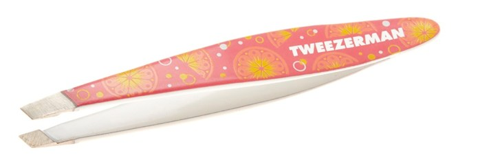 Mini Slant tweezer pink lemonade