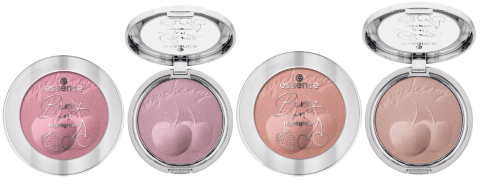 "berry on highlighter - PREVIEW │ESSENCE TREND EDITION ""BERRY ON…"""